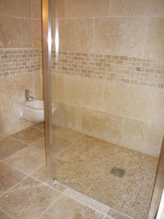 Salle de bain - Salle de bain a l italienne photo ...
