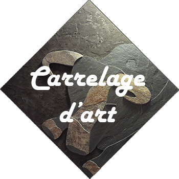 Carrelage d'art